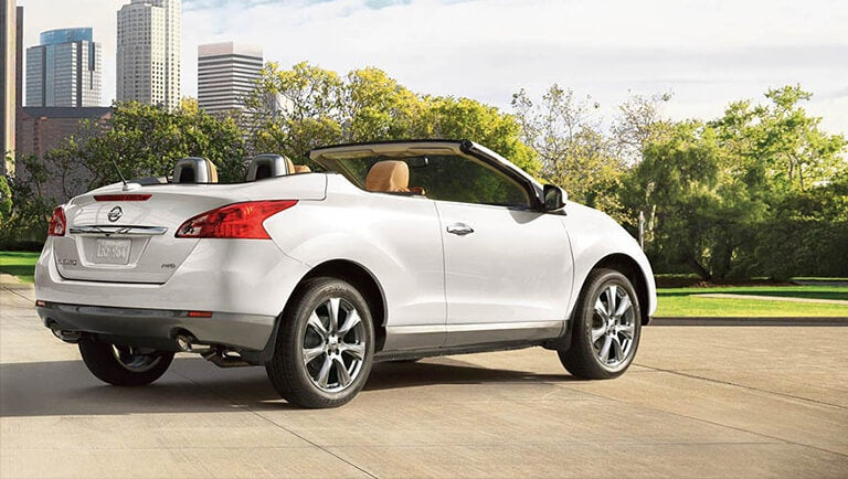 2014 nissan murano crosscabriolet. Black Bedroom Furniture Sets. Home Design Ideas