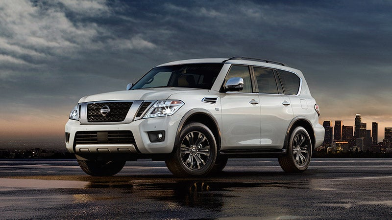 2017 nissan armada nissan research monroe nc monroe nissan. Black Bedroom Furniture Sets. Home Design Ideas