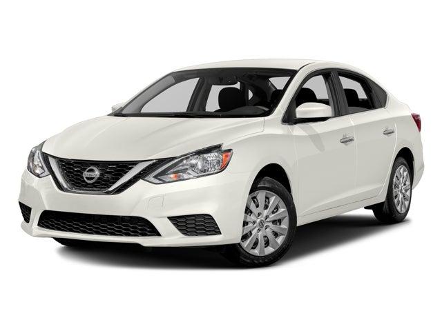 2016 Nissan Sentra Sv Monroe Nc Serving Charlotte Lancaster Matthews North Carolina 3n1ab7ap3gy225311