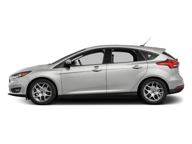 2017 Ford Focus Sel In Monroe Nc Nissan