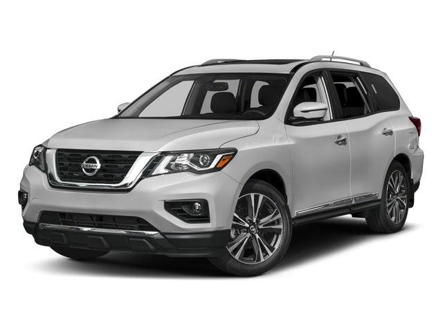 2017 Nissan Pathfinder Platinum Monroe Nc Serving Charlotte