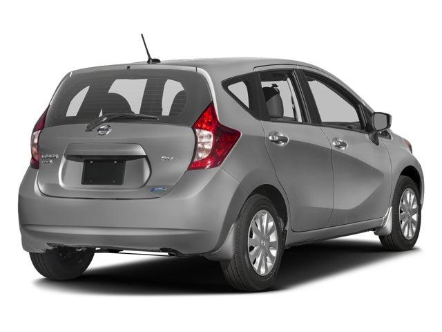 2016 Nissan Versa Note Sv In Monroe Nc