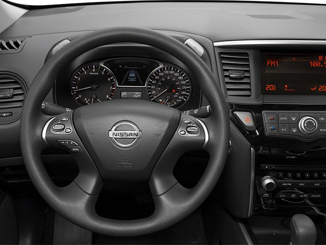 2013 Nissan Pathfinder PATHFINDER PLATINUM In Monroe, NC   Monroe Nissan