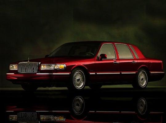 1997 Lincoln Town Car Cartier Monroe Nc Serving Charlotte Lancaster Matthews North Carolina 1lnlm83w7vy639531