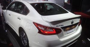 White Nissan Altima >> Blogsectiona Breakdown Of The 2017 Nissan Altima S Trim Levels